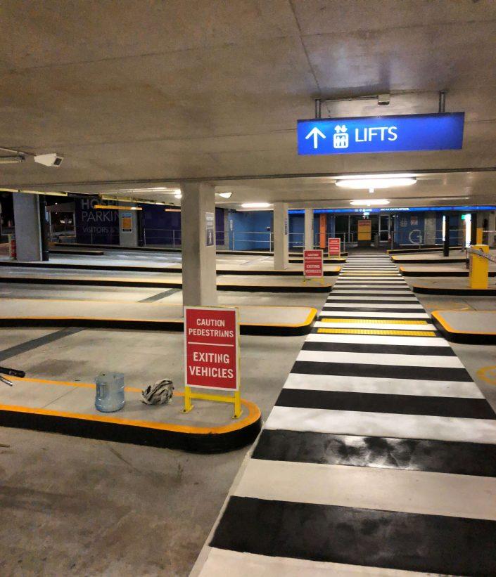 car parks 2