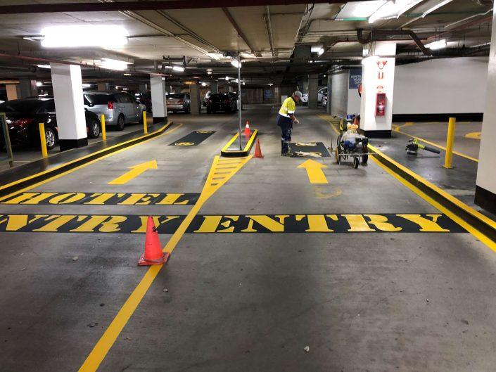 car parks 3