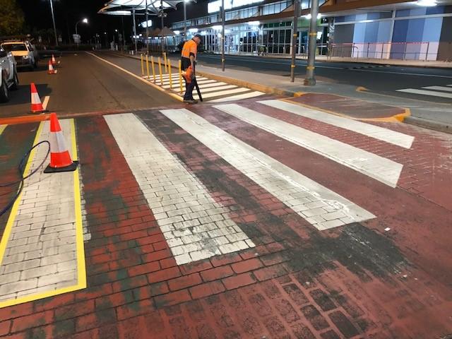 pedestrian-line-marking-gold-coast